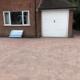 Block paved driveway installation in Warwickshire