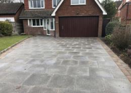 block paving driveway installation Solihull