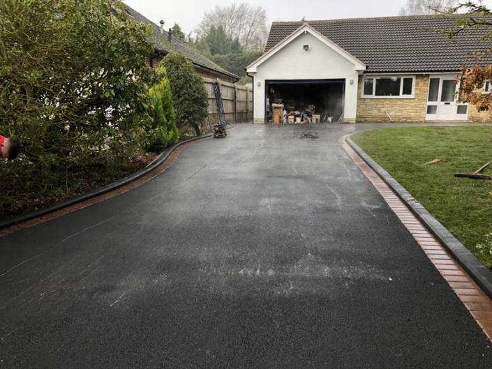 marsh lane tarmac driveway