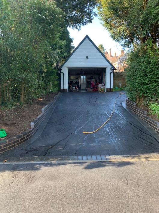 tarmac driveway installed Dorridge