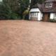 large block paving job hampton Lane Solihull