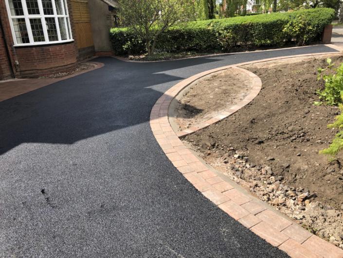 tarmac driveway in Edgbaston