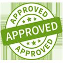 approved installer